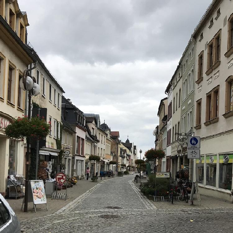 Innenstadt Glauchau