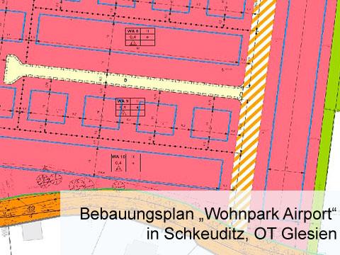 Projekt Wohnpark Airport
