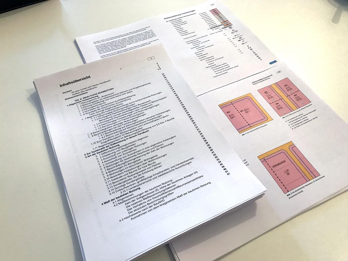 Handbuch Bauleitplanung